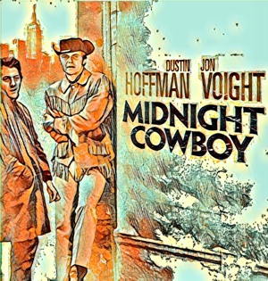Midnight Cowboy - artwork by Mister G